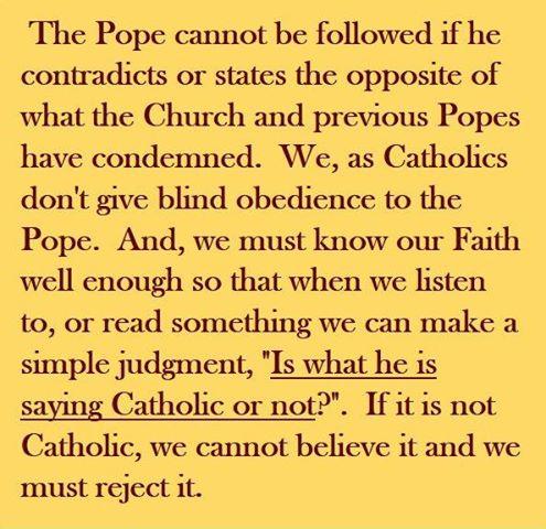 resist pope