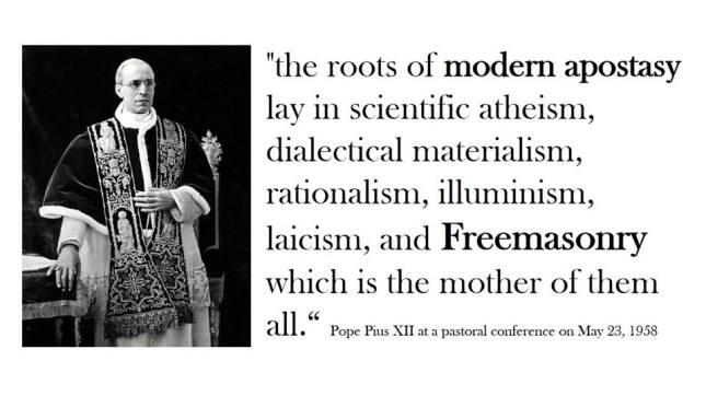 apostasy modernism