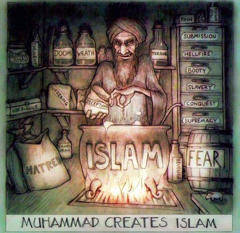 islam man made religion