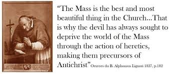 alphonsus   mass of  ages