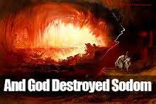 sodom God destroyed