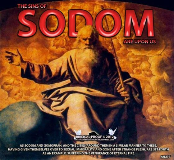 sodomy the sins of sodom are upon us