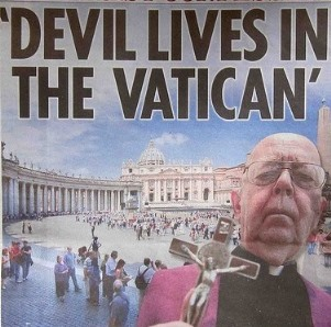 DEVIL LIVES IN THE VATICAN 2