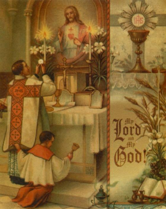 Holy Sacrifice of the Mass-