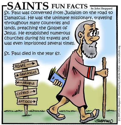 st paul facts