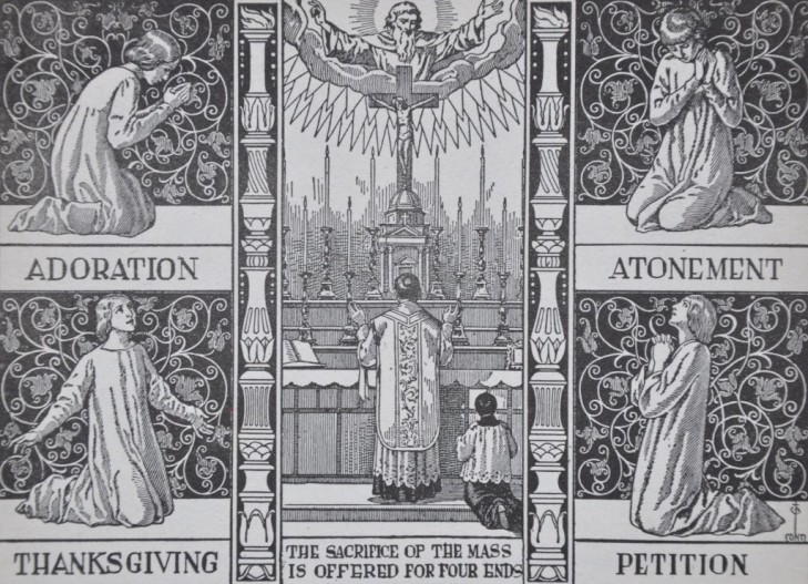 the holy sacrifice of the mass 2