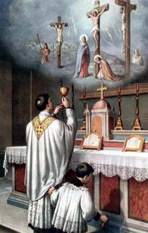 6th sunday after pentecost holy sacrifice of the mass