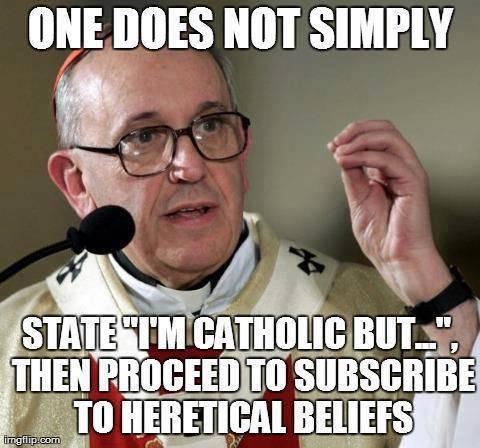 Resist Bergoglio!!