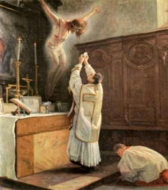 holy sacrifice of the mass - mass of the ages