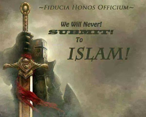 islam will never submit
