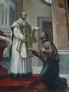 july 31 feast day St. Ignatius of Loyola