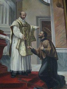 july 31 feast day St. Ignatius of Loyola