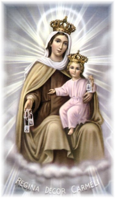 Our Lady of MtCarmel