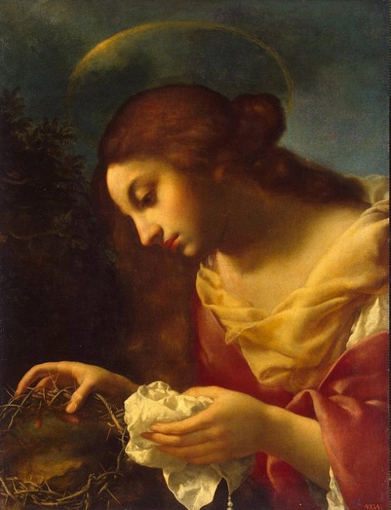 St Mary Magdalene - DOLCI, Carlo