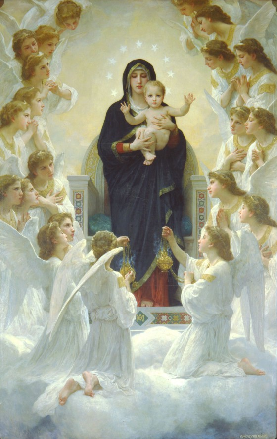 august 15 assumption of blessed Virgin Mary