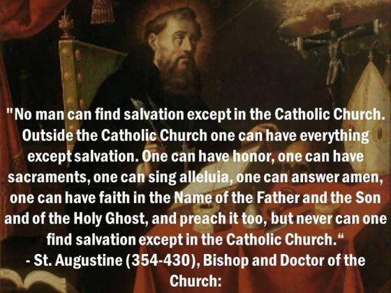 Extra Ecclesiam Nulla Salus 2