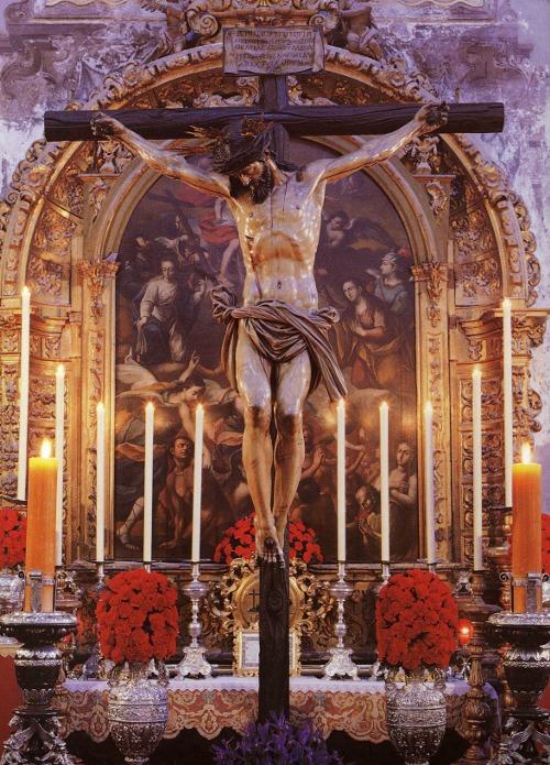 holy mass crucifix