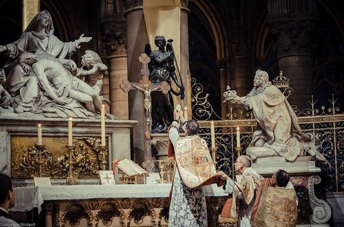 holy sacrifice of the mass after pentecost 3