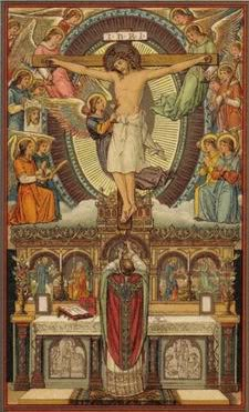 holy sacrifice of the mass propers