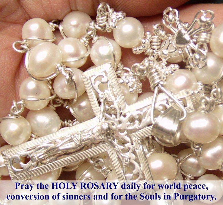 Holy Rosary Latin 66