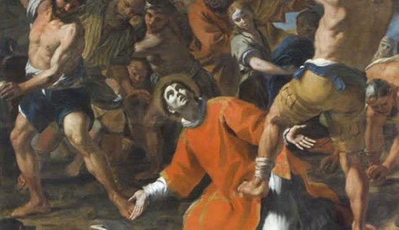 saint stephen first martyr