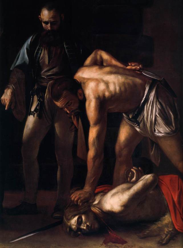 st john the baptist beheading