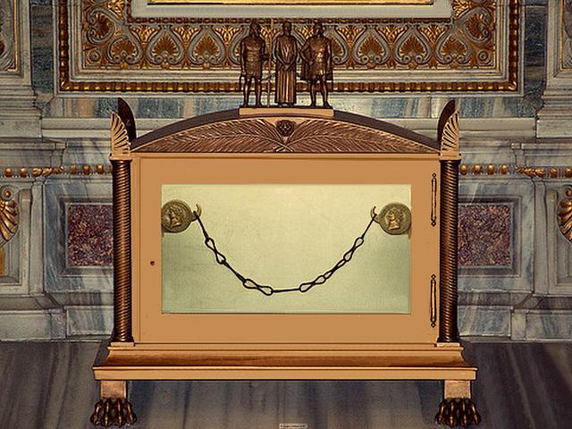 St. Paul's Chains