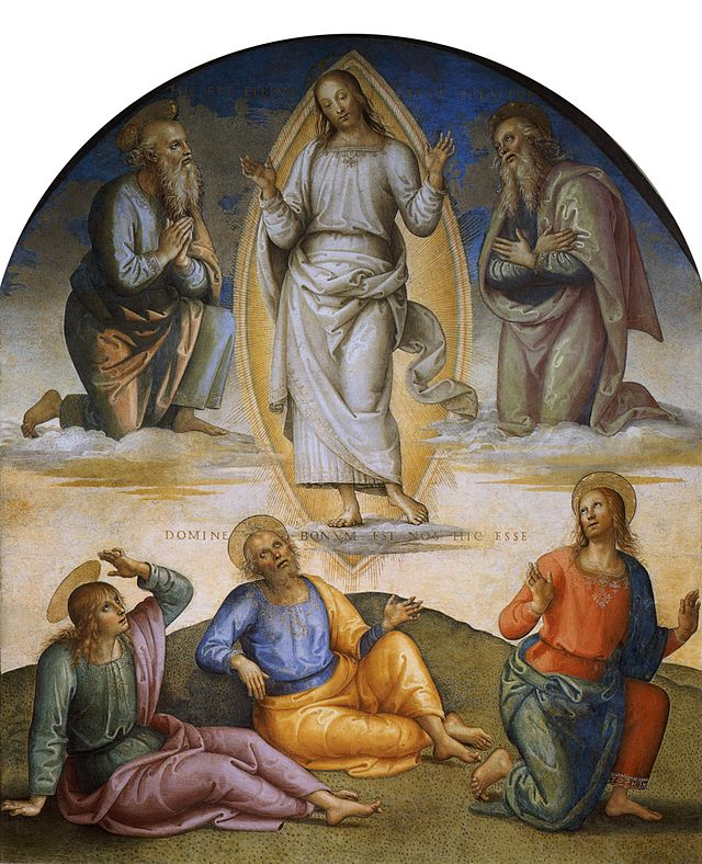 transfiguration august 6