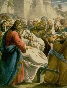 Arise Luke 7-12