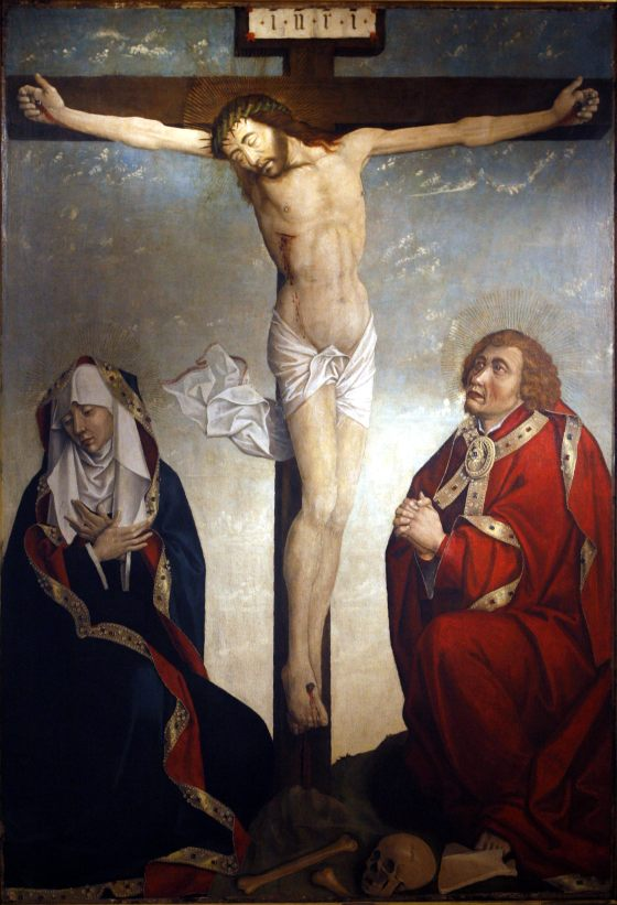 crucified christ