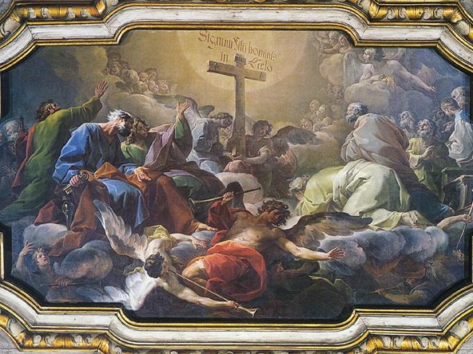 Exaltation of the Holy Cross Post Communion Sept 14