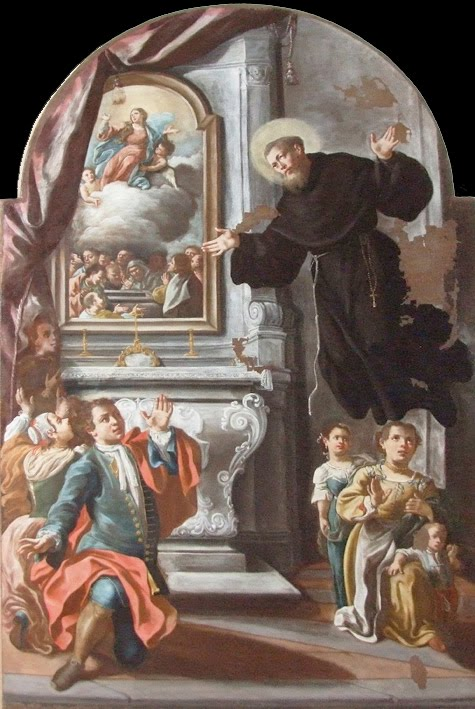 Feast of St. Joseph of Cupertino