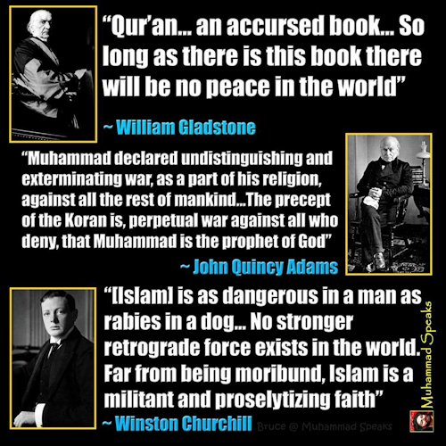 great men on islam islam-quotes