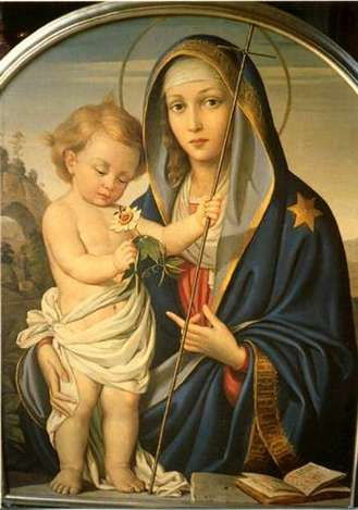 MOST HOLY NAME OF MARY -