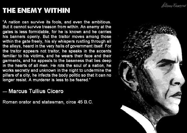 obama Enemy Within