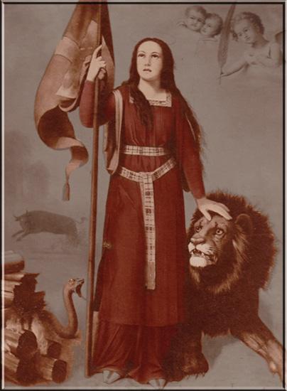 Sept 23  St. Thecla - Virgin, Martyr