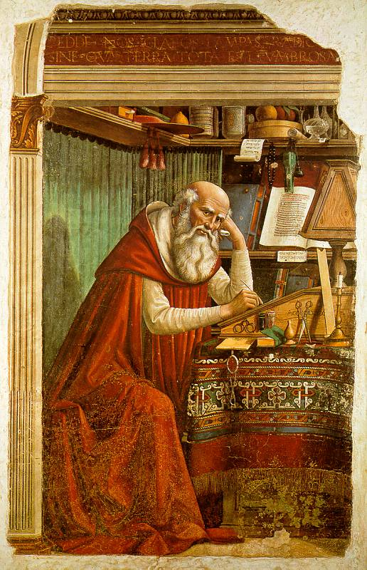 SEPT 30 ST JEROME
