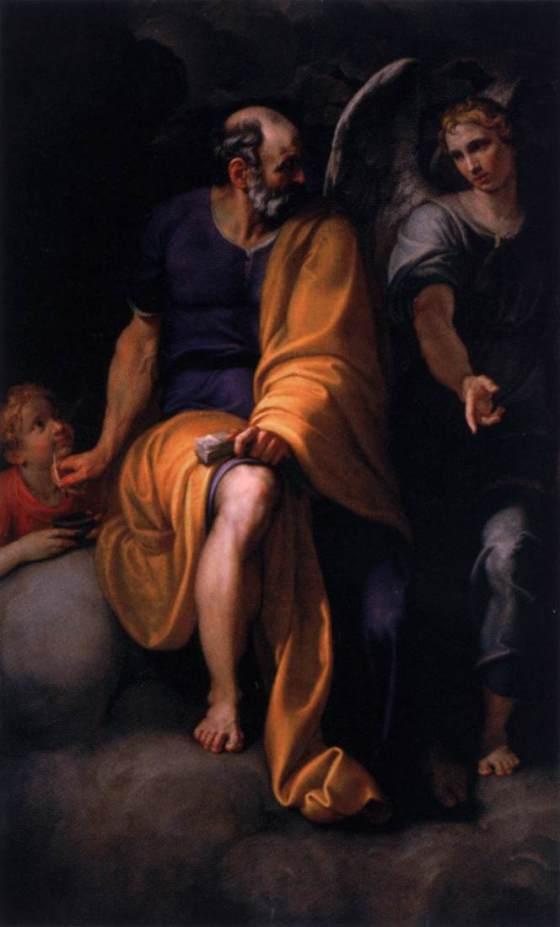 Sept  St. Matthew FIGINO, Giovanni Ambrogio
