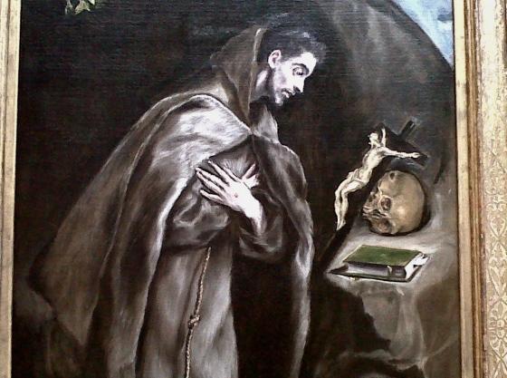 St. Francis ora pro nobis.