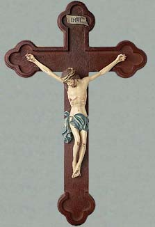 St. Alphonsus Crucifix