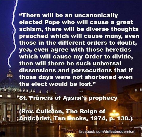 Resist Bergoglio!