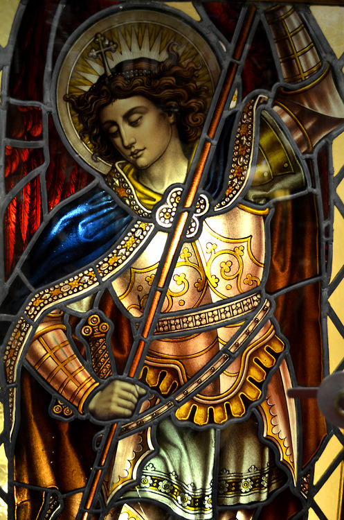 IMG ST. MICHAEL the Archangel