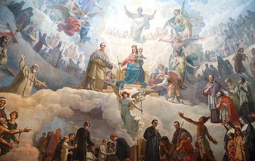 all saints 12