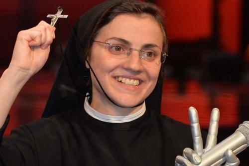 No religious Sister