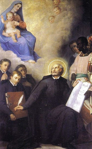 St. John Leonardi, Confessor
