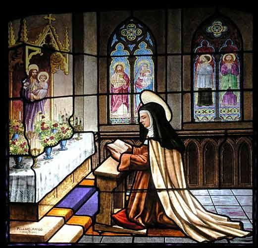 October 15 St Teresa Avila