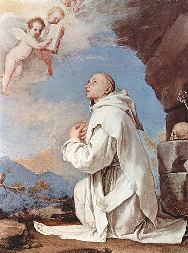 St Bruno of Cologne, by José de Ribera