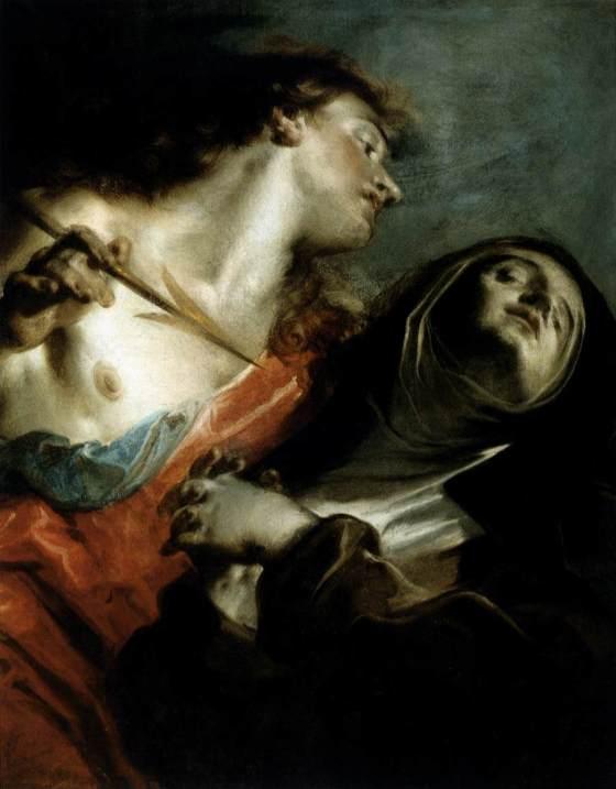 St. Teresa Of Avila -
