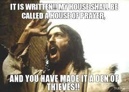 Vatican II Newchurch - Not a House of Prayer!!