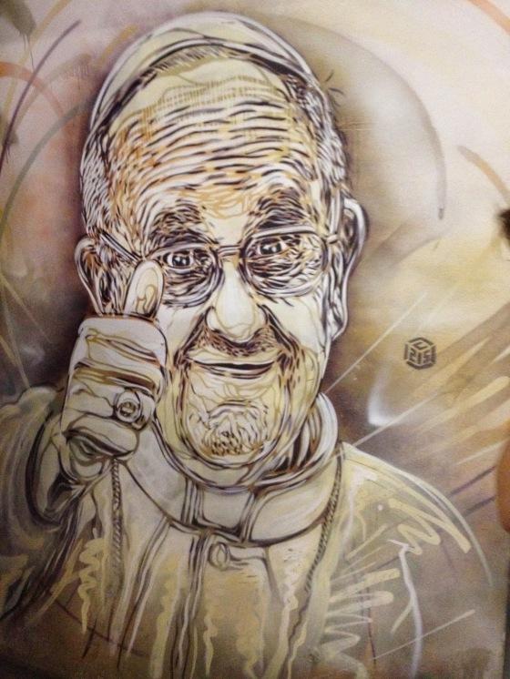 Anti Pope Bergoglio